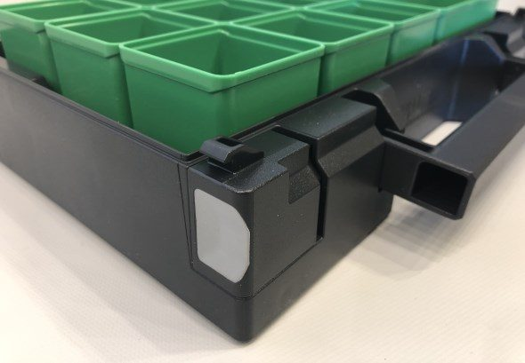 Auer Packaging Assortment Boxes - Release Latch