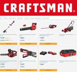 Craftsman Cordless Outdoor Power Tools New for 2019
