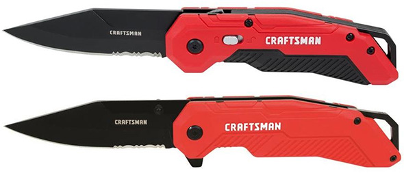 Craftsman Folding Knives 2019 Collection