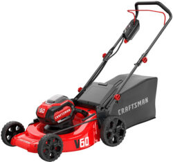 Craftsman V60 Cordless Mower