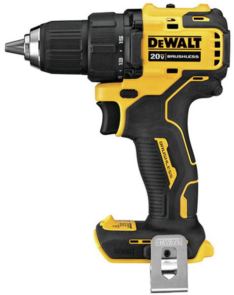 Dewalt Atomic 20V Max Compact Brushless Cordless Drill Driver DCD708
