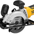 Dewalt Atomic Cordless Circular Saw Closeup