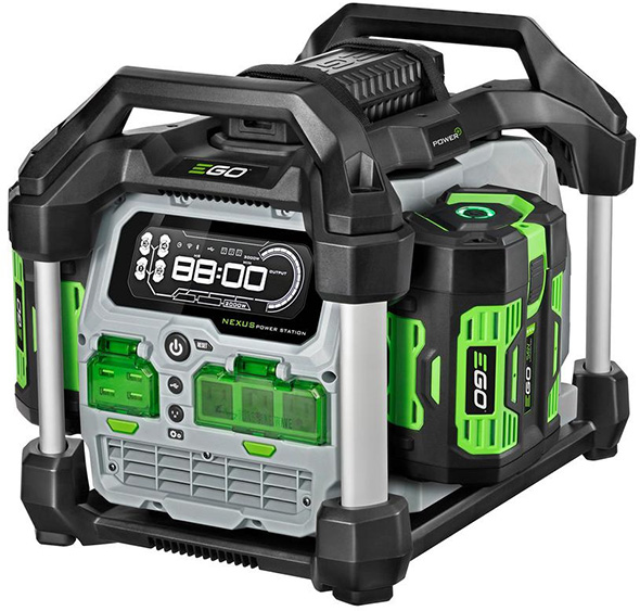 Ego Nexus Cordless Portable Power Station PST3042