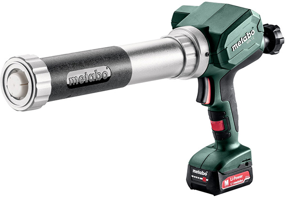 Metabo 12V Cordless Caulk Gun 14 ounce