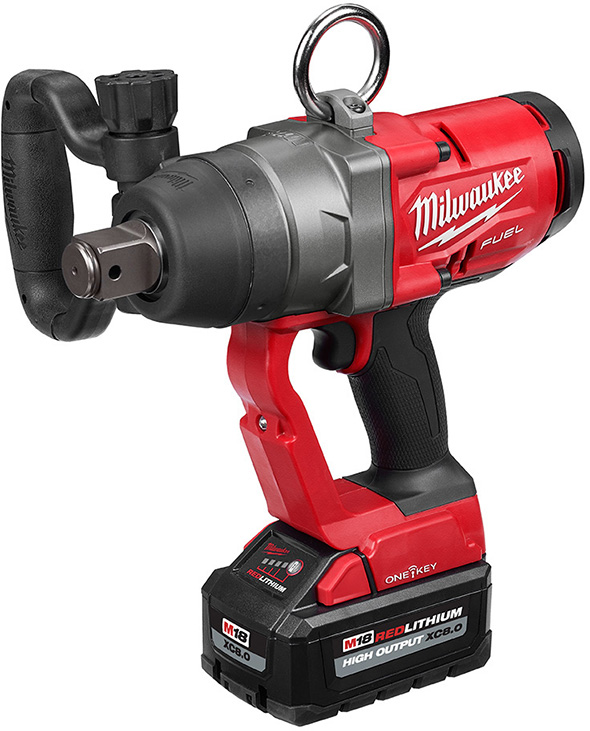 Milwaukee M18 Fuel 1-inch One-Key Impact Wrench
