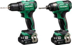 New Hikoki Metabo HPT 12V Max Cordless Power Tools