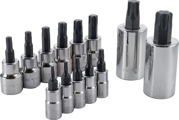 Craftsman Torx Bit Socket Set