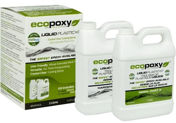 EcoPoxy Liquid Plastic