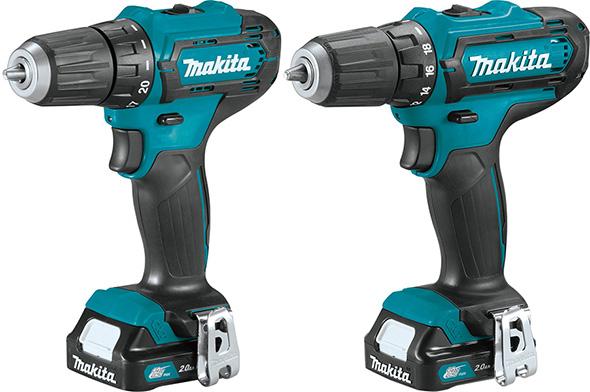 Makita FD09 vs FD05 12V CXT Cordless Drill Comparison