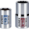 Sunex Chrome Sockets