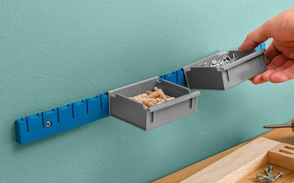 Wall Brackets for Rockler Lock Align System