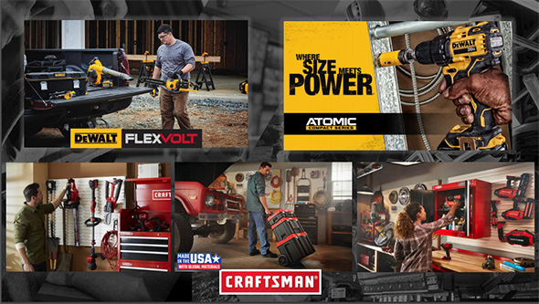 Dewalt Atomic Series Launch in Investor Resources