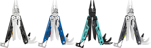 Leatherman Signal Multi-Tool Colors