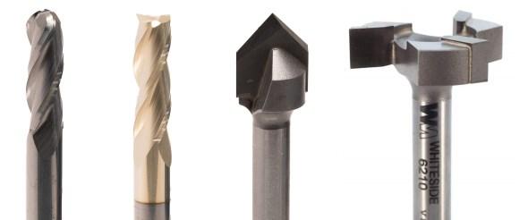 CNC Basics - CNC Bits