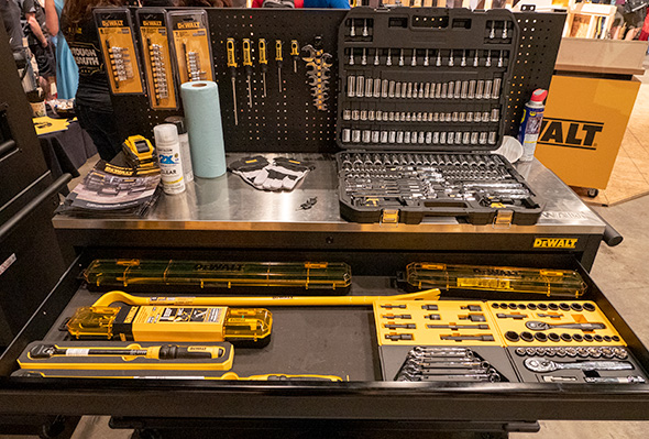 Dewalt 2017 Hand Tool Launch