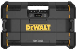 Dewalt ToughSystem Music Player V2 DWST08820 Top View