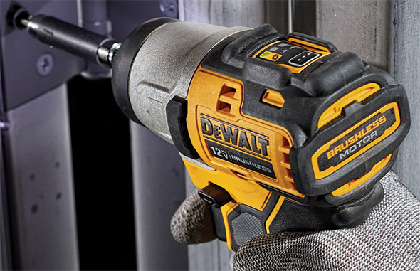 Dewalt Xtreme Subcompact Brushless Cordless Impact Driver DCF801 Speed Modes