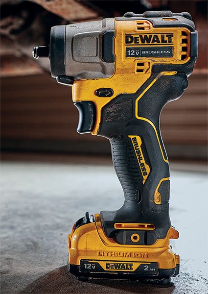 Dewalt Xtreme Subcompact Brushless Cordless Impact Wrench DCF902