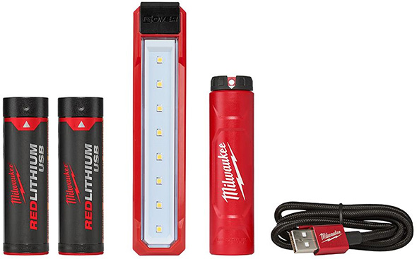 Milwaukee 2112-21P Rover LED Worklight Promo Bundle