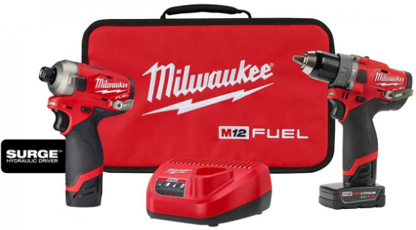 Milwaukee M12 Fuel Surge Kit