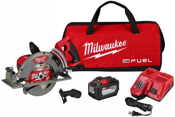 Milwaukee M18 Fuel Rear Handle Circular Saw Kit
