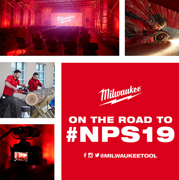 Milwaukee NPS19 Teaser