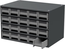 Akro Mils Steel Frame Parts Organizer