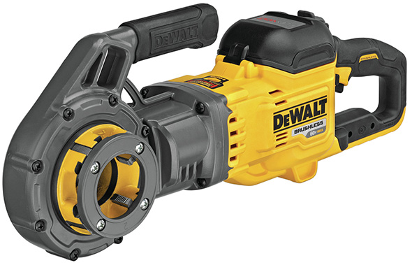 Dewalt DCE700X2 FlexVolt Cordless Pipe Threader