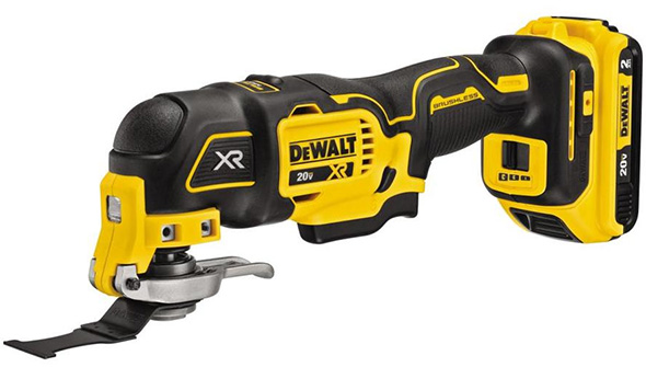 Dewalt DCS356 Cordless Oscillating Multi-Tool