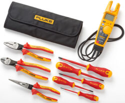 New Fluke Insulated Hand Tools
