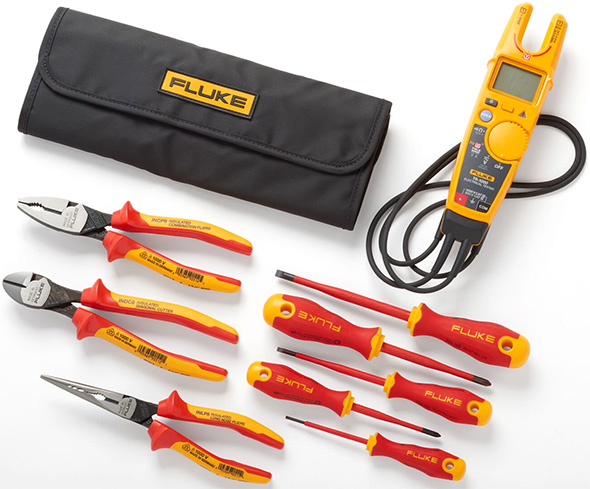 New Fluke Insulated Hand Tools and Starter Kits