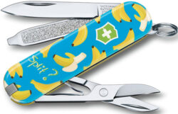Victorinox Swiss Army SD Classic Knife Bananas