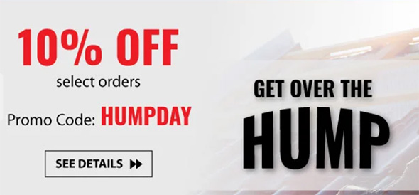 Acme Tools Hump Day Coupon 8-14-19