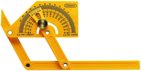 General Tools 29 Protractor and Angle Finder