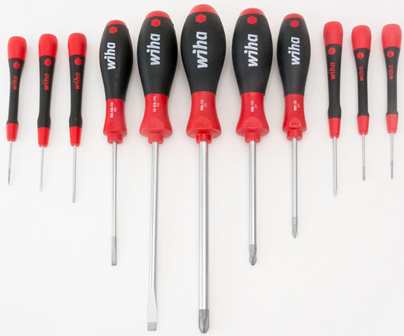 KC Tool Wiha Promo Screwdriver Set August 2019