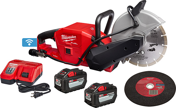 Milwaukee M18 Fuel Cut-off Saw 2786-22HD Kit