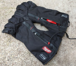 Charging Milwaukee Heated Gloves