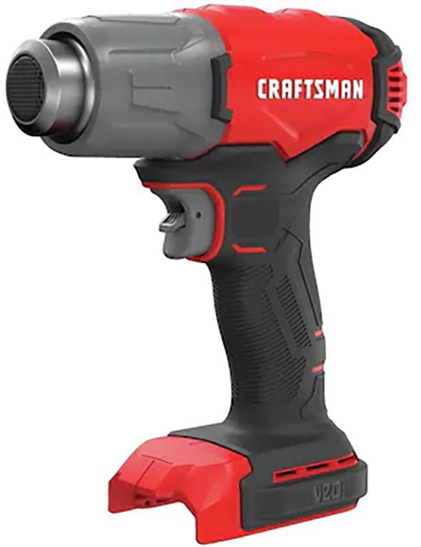 Craftsman Cordless Heat Gun V20 CMCE530B