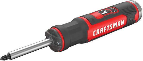 Craftsman Gyroscopic Cordless Screwdriver