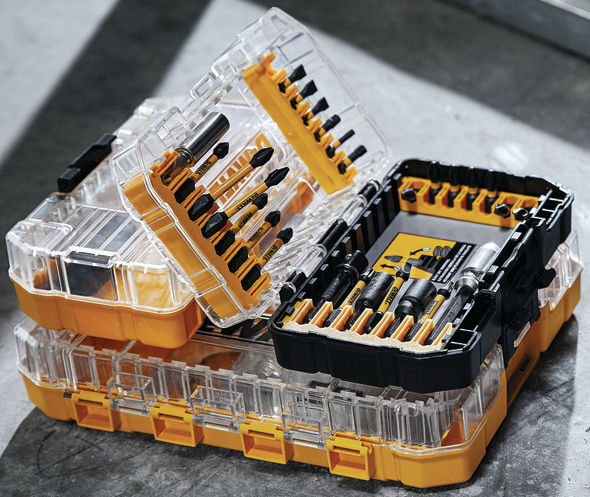 Dewalt Small and Medium ToughCase+