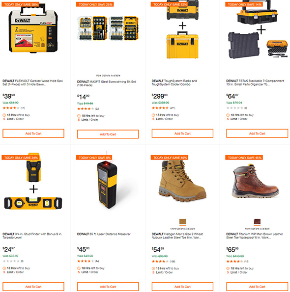 Dewalt Tool Deals of the Day 9-16-2019 Page 3