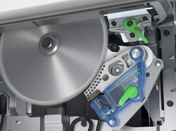 Festool Tablesaw - More details on braking system