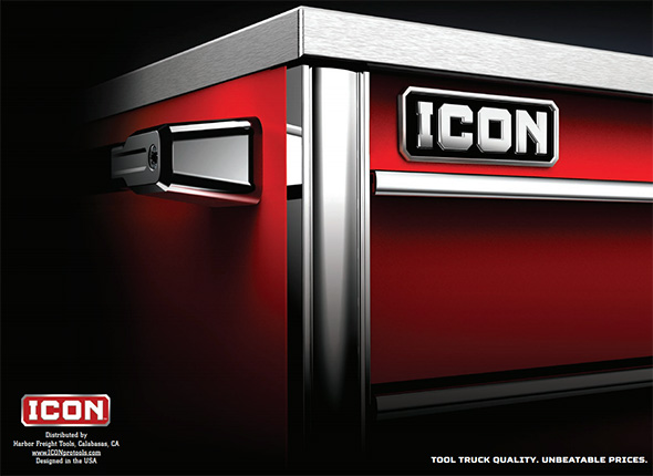 Harbor Freight Icon Tool Storage Teaser