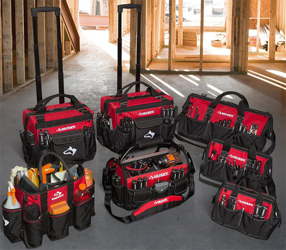 Husky Tool Bag Product Line Fall 2019