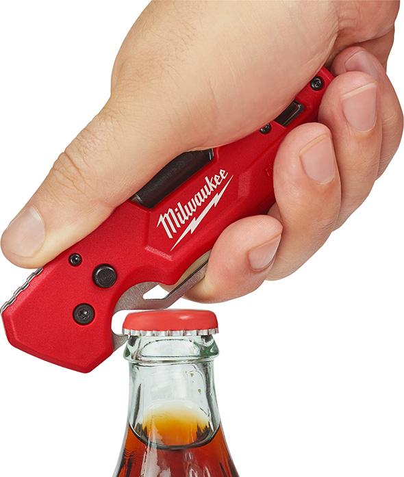 Milwaukee Fastback 5-in-1 Knife Multi-Tool Bottle Opener