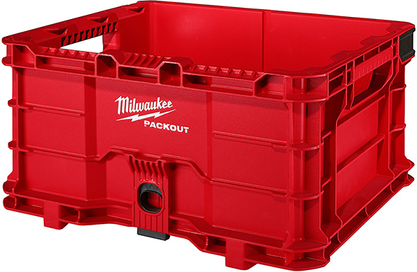 Milwaukee Packout Crate Tool Box Tote