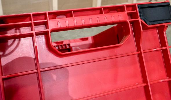 Milwaukee Packout Tool Crate Side Handles