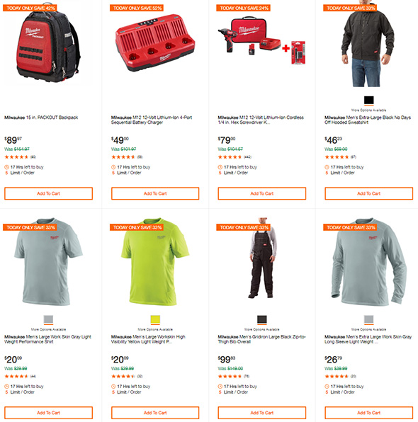 Milwaukee Tool Deals of the Day 9-26-2019 Page 3