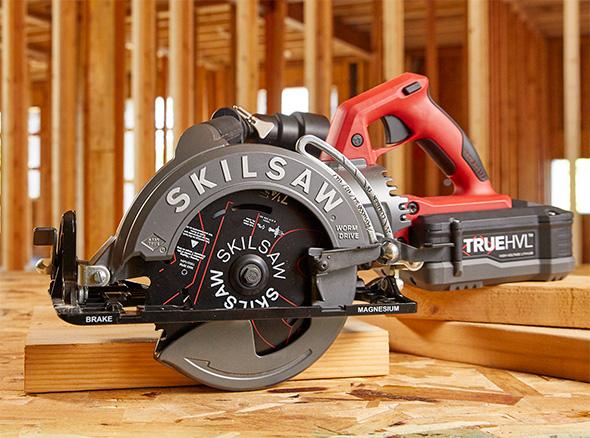 SkilSaw Cordless Worm Drive Circular Saw