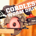 Skilsaw Cordless Worm Drive Circular Saw ToolGuyd Hero
